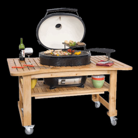 Primo Oval XL w/out Cypress Cooking Station