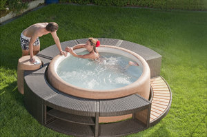 of series and bay elite hot tub models specs niagara the leisure